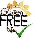 Gluten free life Royalty Free Stock Photos
