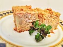 Gluten free meal. Gluten free cauliflower with rice Stock Photo