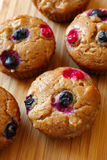 Gluten free muffins Royalty Free Stock Image