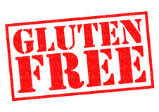 GLUTEN FREE Stock Photography