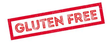 Gluten Free rubber stamp Royalty Free Stock Photos