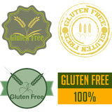 Gluten free Royalty Free Stock Photography
