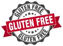 Gluten free stamp Royalty Free Stock Photos