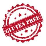 Gluten free stamp vector Stock Image
