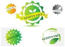 Gluten free symbol Stock Images