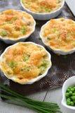 Gluten free tuna penne casserole Royalty Free Stock Image