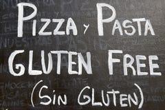 Gluten frre Stock Image