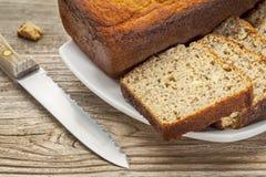 Gluten geben Brot frei Stockfoto