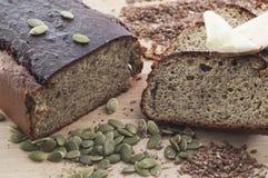 Gluten geben Brot frei Lizenzfreies Stockfoto