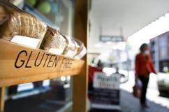 Gluten geben Diät frei Lizenzfreies Stockfoto