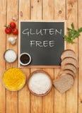 Gluten geben frei Lizenzfreie Stockbilder