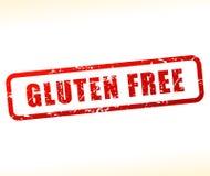 Gluten geben Ikone frei Stockfotos