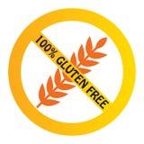 Gluten gratuit Photos libres de droits