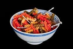 Gluten libre - necesidad u opción foto de archivo