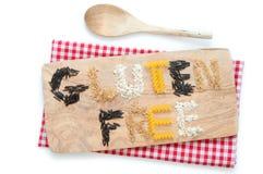 Gluten uwalnia obrazy royalty free