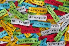 Gluten uwalnia zdjęcia royalty free