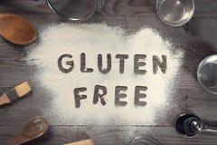 Gluten uwalnia zdjęcie royalty free