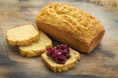 Gluten uwalnia chleb Zdjęcie Stock