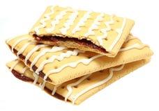 Gluten Uwalnia Poptarts zdjęcia stock