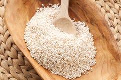 Gluten-vrij knallen van de amarant, stock fotografie