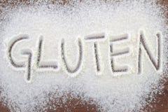 glutine Fotografia Stock