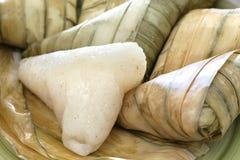 Glutineuze rijst Stock Afbeelding