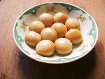 Glutinous rice balls Royalty Free Stock Image
