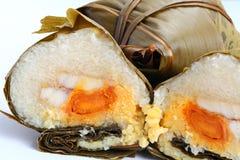 Glutinous rice dumpling Royalty Free Stock Photography