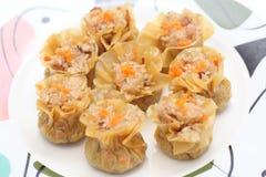 Glutinous Rice Dumplings Royalty Free Stock Photography
