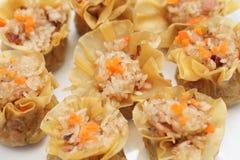Glutinous Rice Dumplings Royalty Free Stock Photo