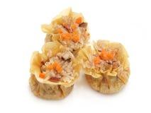 Glutinous Rice Dumplings Stock Photos