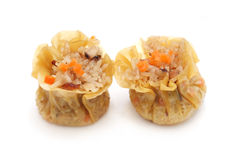 Glutinous Rice Dumplings Stock Images