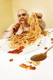 Gluttony lizenzfreies stockbild