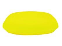 Glycerin yellow soap Royalty Free Stock Photography