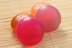 Glycerine soap Royalty Free Stock Photos