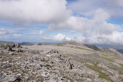 The Glyders. Stock Photography