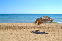 Glyfa beach at Ilia Peloponnese Greece Stock Images
