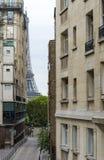 Glympise de tour d'Eifell Photographie stock