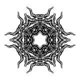 Glyph de los intestinos del demonio Imagenes de archivo