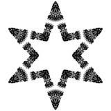 Glyph de Sirius Imágenes de archivo libres de regalías
