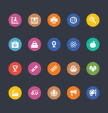 Glyphs Colored Vector Icons 37 Stock Photos