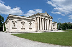Glyptothek in munich Stock Image