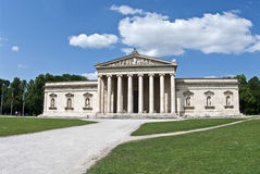 Glyptothek in munich Stock Photography