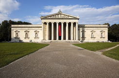Glyptothek Munich Stock Image