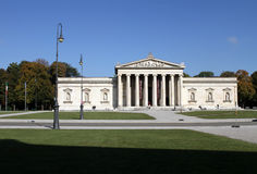 Glyptothek in Munich Royalty Free Stock Photo