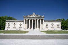 Glyptothek  Munich Royalty Free Stock Image