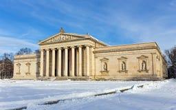 The Glyptothek museum in Munich, Germany Royalty Free Stock Photo