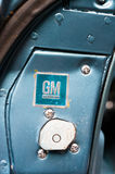GM badge Royalty Free Stock Photography