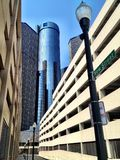 GM building Stock Photography