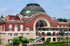 gmach sądu federacyjny Tacoma zdjęcia stock